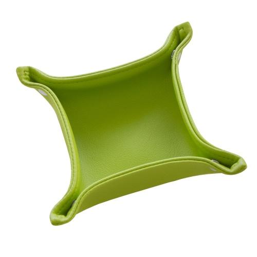 グリーン住宅ポイント交換商品 小物入れ 「REMO-S」 日本製 卓上 おしゃれ トレイ キーホルダー ミニ レザー  アクセサリー インテリア かわいい 画像1