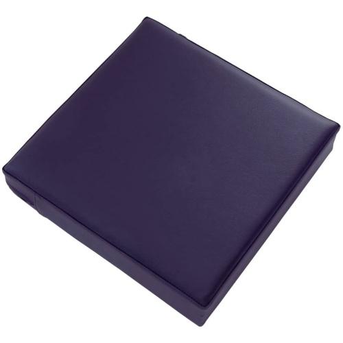 グリーン住宅ポイント交換商品 クッション 「CO-LEON」 40×40cm おしゃれ 日本製 北欧 レザー かわいい 可愛い 座布団 椅子 イス 椅子用 画像1