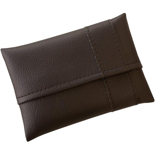 グリーン住宅ポイント交換商品 ポケットティッシュケース 「 POMY 」 おしゃれ 北欧 レザー ポケットティッシュ ケース 持ち運び 携帯 シンプル 画像1